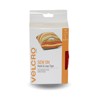 VELCRO® Brand Sew On Hook and Loop