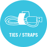 Ties and Straps