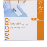 VELCRO-LOW-LINTING
